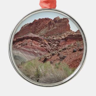 Capitol Reef National Park, Utah, USA 22 Metal Ornament