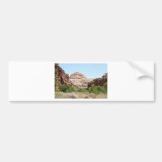 Capitol Reef National Park, Utah, USA 23 Car Bumper Sticker
