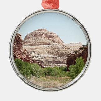 Capitol Reef National Park, Utah, USA 23 Metal Ornament