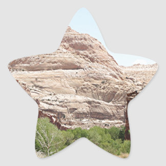 Capitol Reef National Park, Utah, USA 23 Star Sticker