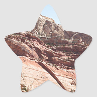 Capitol Reef National Park, Utah, USA 4 Star Sticker