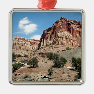 Capitol Reef National Park, Utah, USA 5 Metal Ornament