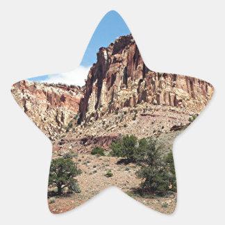 Capitol Reef National Park, Utah, USA 5 Star Sticker