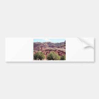 Capitol Reef National Park, Utah, USA 6 Car Bumper Sticker