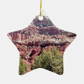 Capitol Reef National Park, Utah, USA 6 Ceramic Ornament
