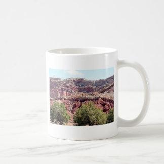 Capitol Reef National Park, Utah, USA 6 Coffee Mug
