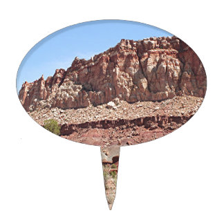 Capitol Reef National Park, Utah, USA 7 Cake Topper