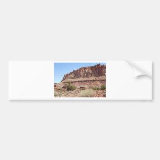 Capitol Reef National Park, Utah, USA 7 Car Bumper Sticker
