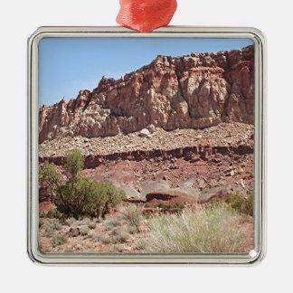 Capitol Reef National Park, Utah, USA 7 Metal Ornament