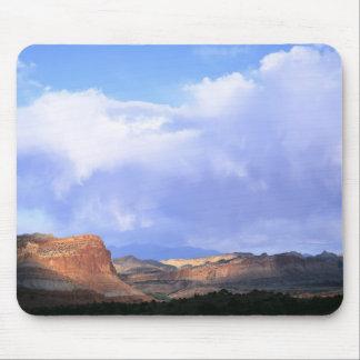 Capitol Reef National Park, Utah. USA. Cumulus Mouse Pad