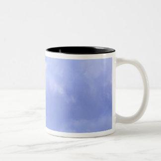 Capitol Reef National Park, Utah. USA. Cumulus Two-Tone Coffee Mug