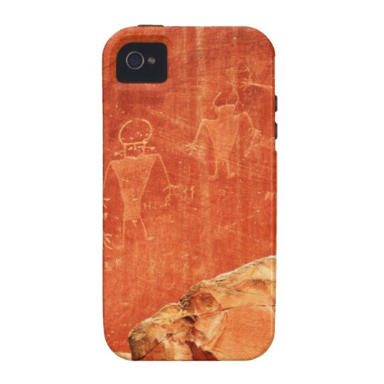 Capitol Reef Petroglyphs Case-Mate iPhone 4 Cover