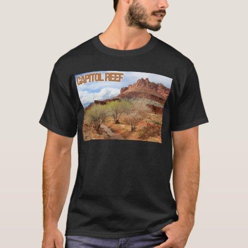 Capitol Reef T_Shirt
