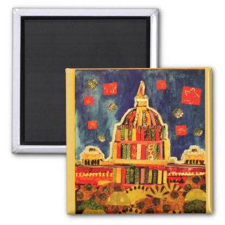 Capitol Square Magnet