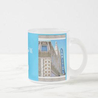 Capitol Theatre Flint MI mug