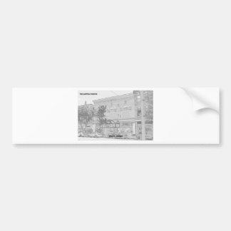 CAPITOL THEATRE - MACON, GEORGIA CAR BUMPER STICKER