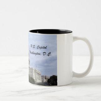Capitol, Washington, D.C. Coffee Mugs