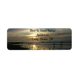 Capitola Beach Label