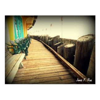 Capitola Beach Postcards