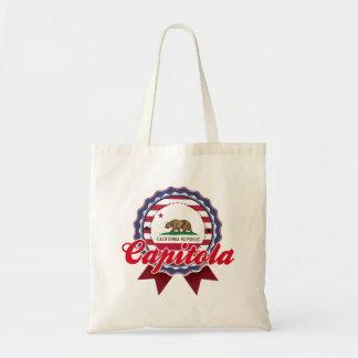 Capitola, CA Tote Bag