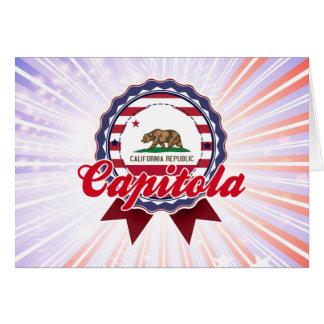 Capitola CA Greeting Card