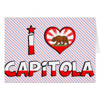 Capitola CA Cards