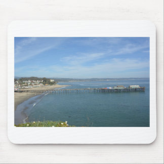 Capitola CA Mouse Pad
