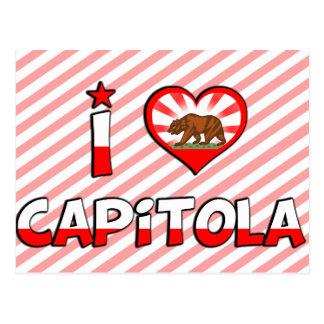 Capitola CA Postcard