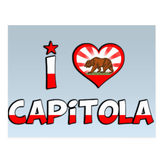 Capitola CA Postcards