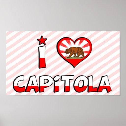 Capitola, CA Poster