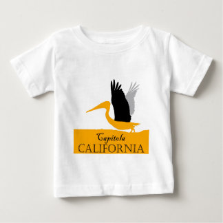 Capitola California Baby T-Shirt