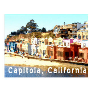 Capitola-California Postcard
