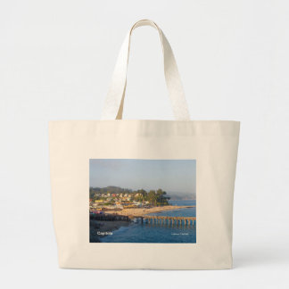 Capitola California Products Canvas Bags