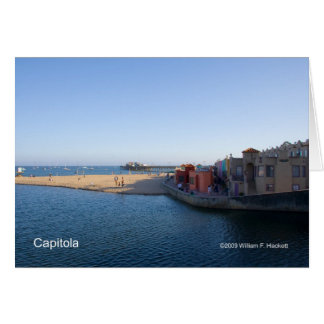 Capitola California Products Card