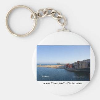 Capitola California Products Keychain