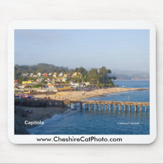 Capitola California Products Mouse Pad