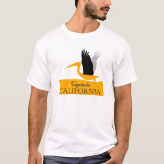Capitola California T-Shirt