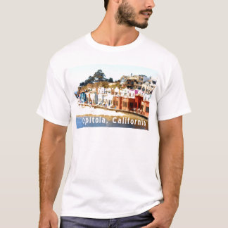 Capitola-California T-Shirt