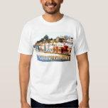 Capitola-California Tee Shirt