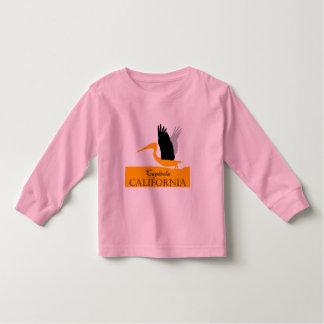 Capitola California Toddler T-shirt