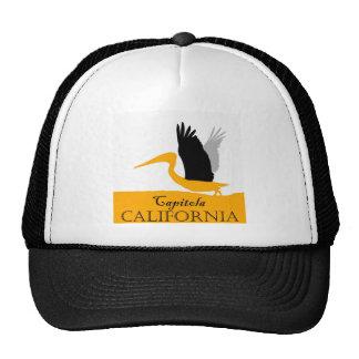 Capitola California Trucker Hat
