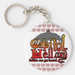 CapitolHell.com Llavero