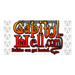 CapitolHell.com Photo Card Template