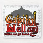CapitolHell.com Tapetes De Ratón