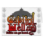 CapitolHell.com Tarjeta De Felicitación
