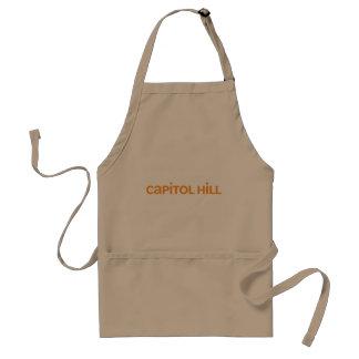 capitolhill adult apron