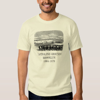 Capitoline Grounds, Brooklyn T-shirt
