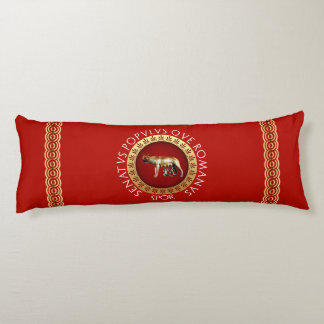 Capitoline Wolf Body Pillow
