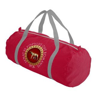 Capitoline Wolf Duffle Bag