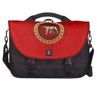 Capitoline Wolf Bag For Laptop